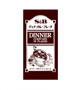 DINNER CURRY SAUCE MIX FLAKES  1KG ディナーカレーフレーク