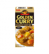 GOLDEN CURRY HOT 92G ゴールデンカレー辛口