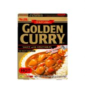 GOLDEN CURRY WITH VEGETABLES HOT (RETORT)230G ゴールデンカレーレトルト辛口
