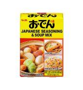 JAPANESE SEASONING & SOUP MIX (ODEN) 80G おでんの素