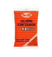 MARCO POLO – ICHIMI TOGARASHI (CHILI PEPPER) 300G マルコポーロ一味唐辛子