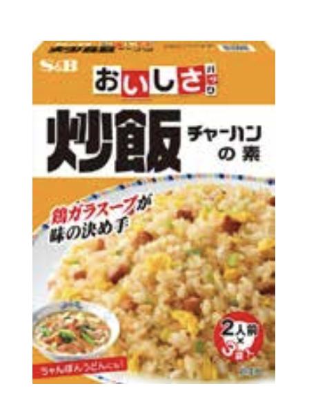 CHICKEN ALL PURPOSE SEASONING 43.2G おいしさパック炒飯の素 43.2G
