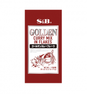 GOLDEN CURRY MIX FLAKES 1KG ゴールデンカレーフレーク