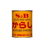 KARASHI POWDER (JAPANESE MUSTARD) 85G マスタード