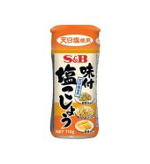 SEASONED SALT & PEPPER (FINE) 110G 味付塩こしょう