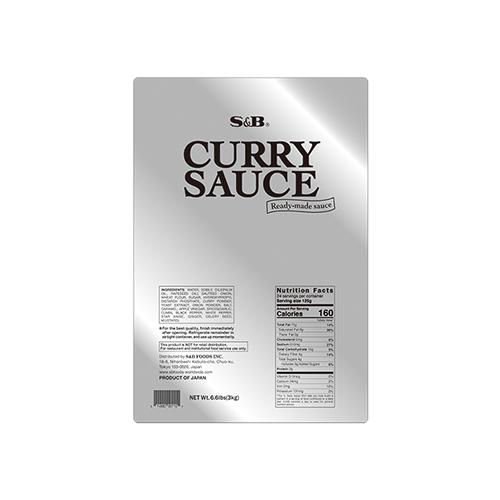 CURRY SAUCE 3KG 業務用カレーソース 3KG