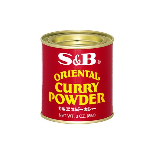 CURRY POWDER 85G カレー粉 85G